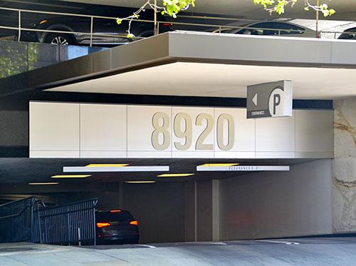 Beverly Hills Medical Center Entrance