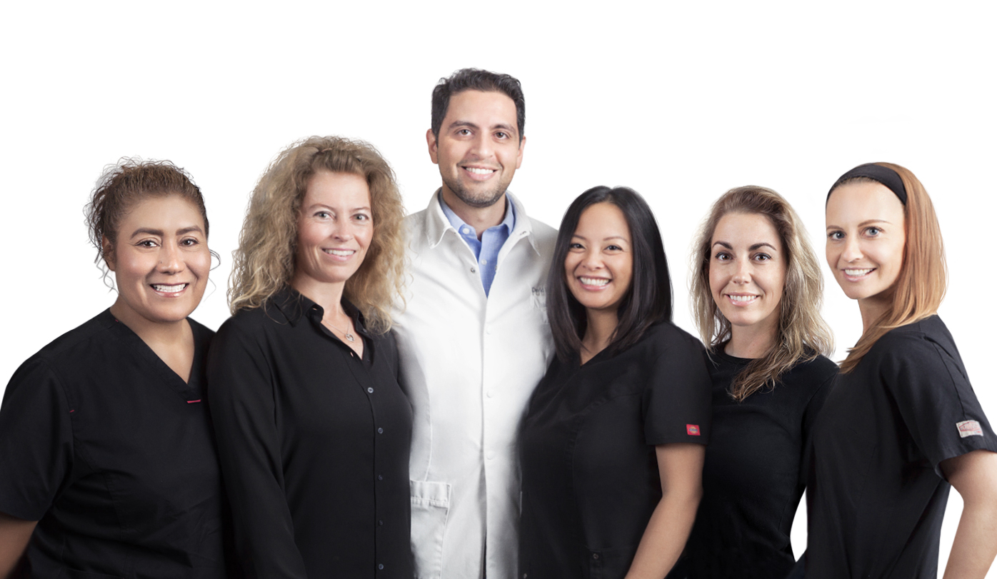 Dentist and Dental Team in Beverly Hills West Hollywood CA